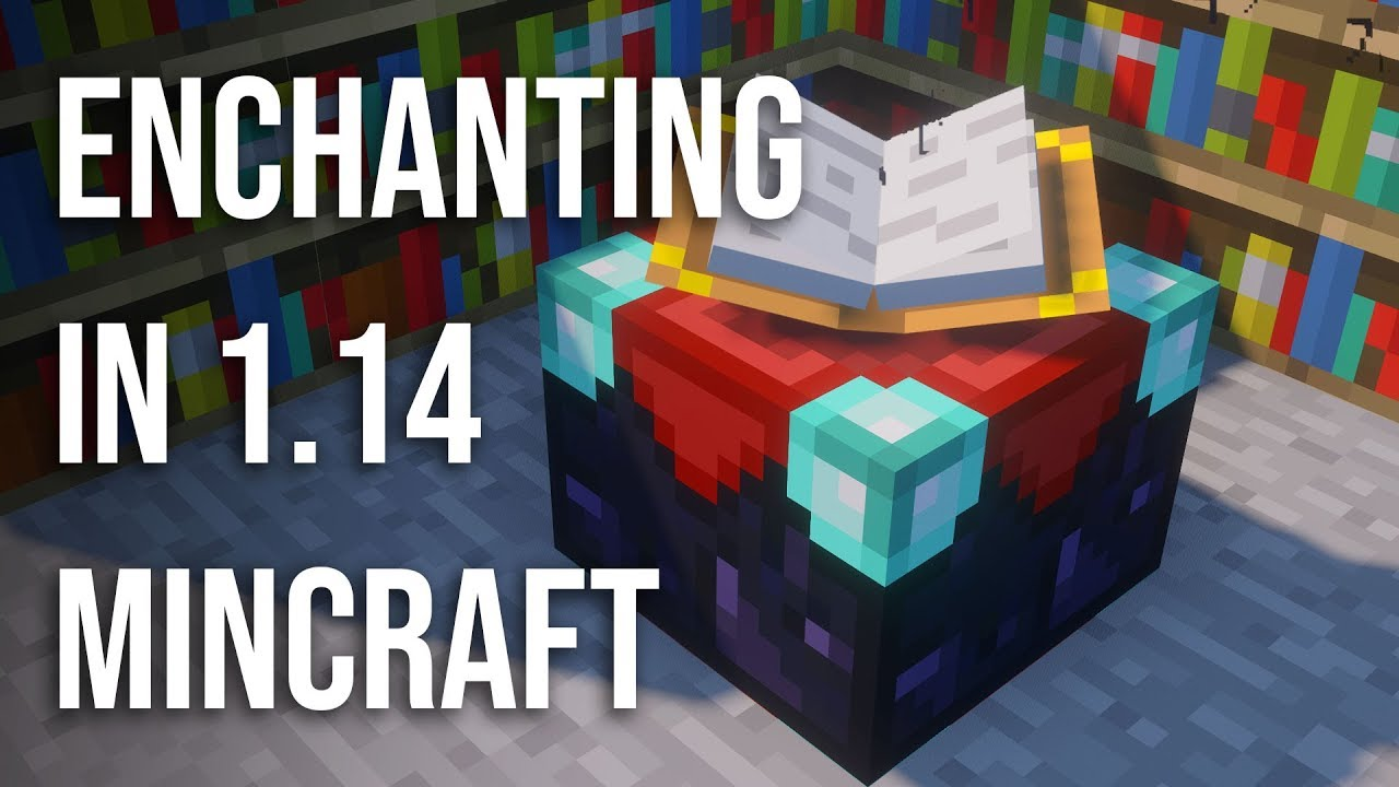 Watch This Before You Enchant in Minecraft 1 14