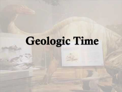 History of Earth Notes part1- Relative Dating (Earth Science) from YouTube · Duration:  2 minutes 40 seconds