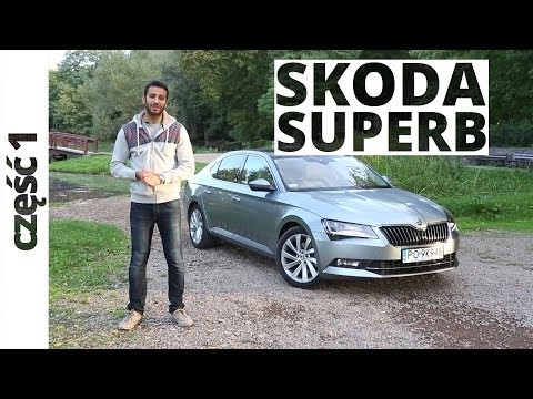 Skoda Superb 1.4 Tsi 150 Km, 2015 Test