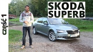 Skoda Superb 1.4 TSI 150 KM, 2015 - test AutoCentrum.pl #230