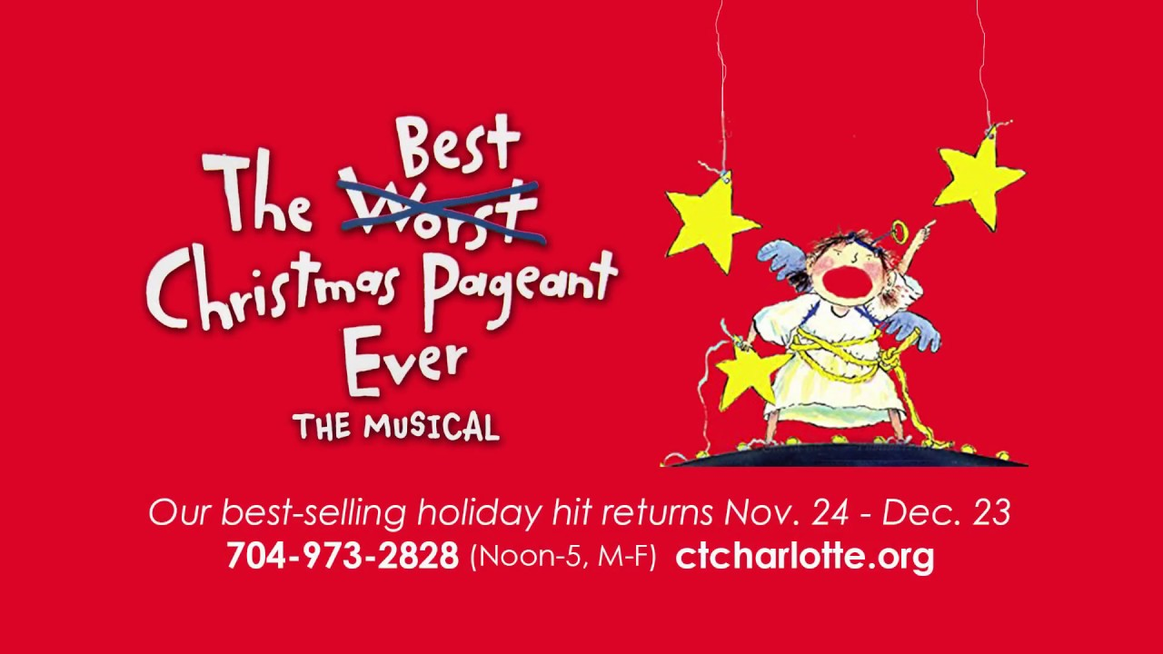 the best christmas pageant ever the musical - Best Christmas Pageant Ever Script