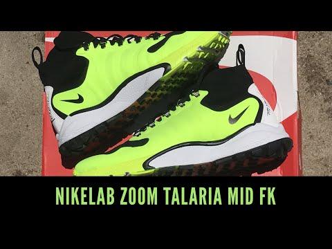 584ae23d1735 Nike Zoom Talaria 2014 Cedar Fierce Green-Gym Red    FOOYOH ...