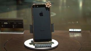 Des diamants sur mon iPhone: à Hong Kong, le luxe à la chinoise