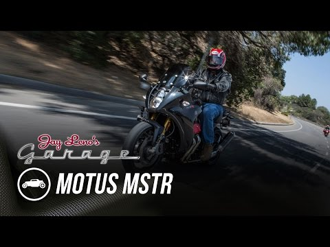 2016 Motus MSTR - Jay Leno's Garage