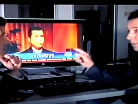Where was Zimmerman's attorney during Hannity interview?