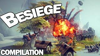 ● BESIEGE - Fun Compilation ●