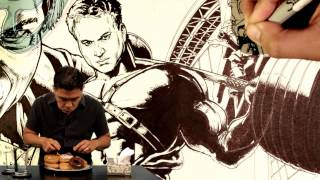 FURIOUS PETE / ARMY OF DARKNESS Parody Speed Drawing