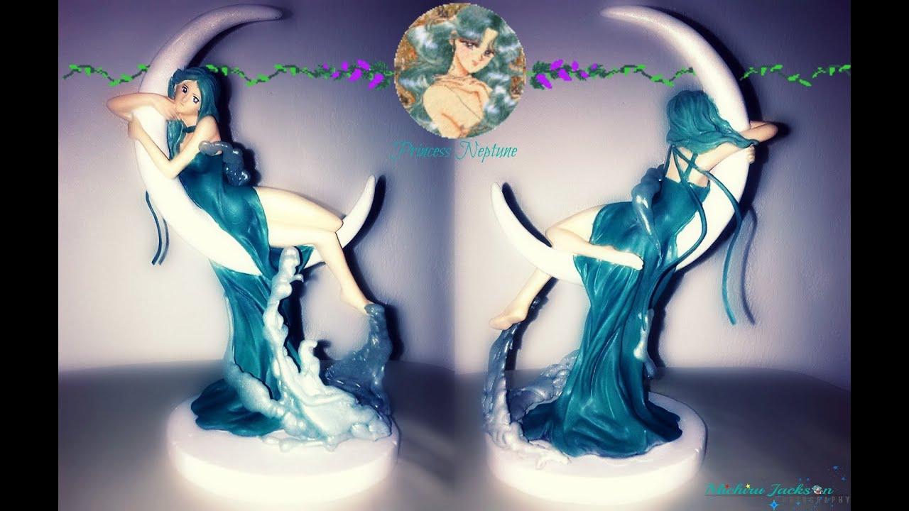 Princess Neptune Customized Action Figure - YouTube