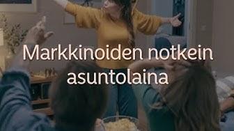 Asuntolaina-asiakas - Lupaamme - TV-mainos 2019 | Nordea Pankki