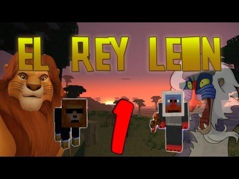 El Rey León - MINECRAFT MOD - Episodio 1/3
