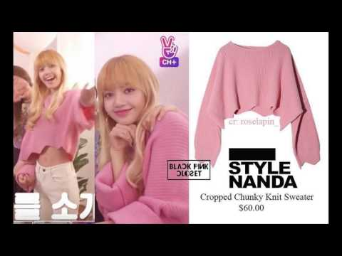 BlackPink Wardrobe Style Closet YG Fashionista On MV & Stage_Image#1