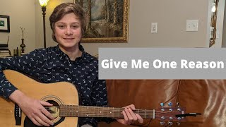 Give me one reason - tracy chapman cover