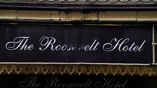 Roosevelt Hotel Closing Latest Sign of NYC Tourism Trouble | NBC New York