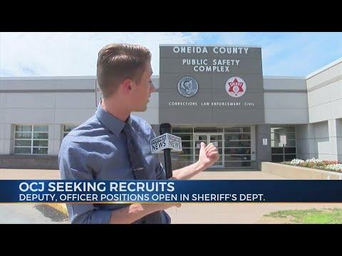 Oneida County Jail Understaffed