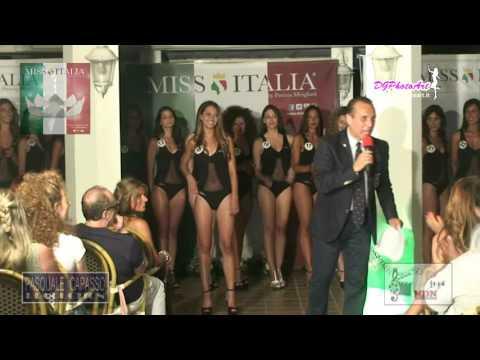 Selezioni Provinciali Miss Italia 2016 - Org. Lina La Mura - Presentazione Candidate