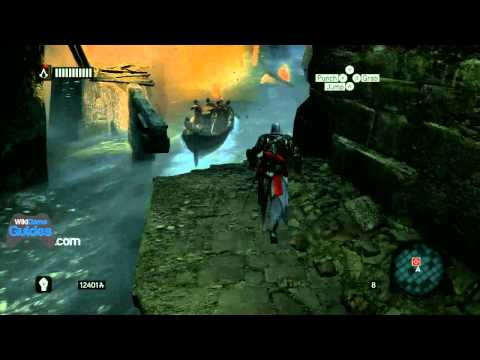 Assassin's Creed Revelations 100% Synch Walkthrough - Sequence 5 - Memory 6 - The Forum of the Ox