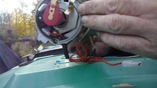 Robin 750 Electronic Ignition Lucas 43//45D Reliant Rebel