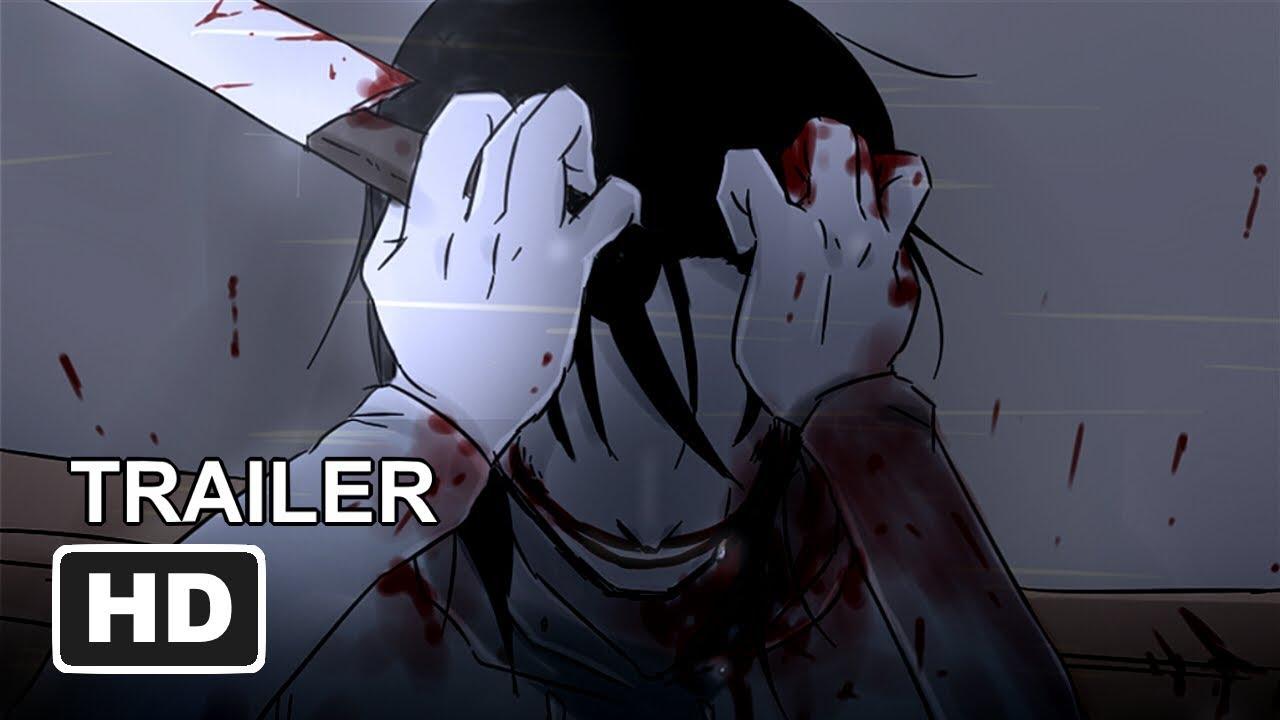 JEFF THE KILLER Official Trailer (2020) | Creepypasa, Horror Movie HD