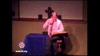 Luther's Small Catechism: Apostle's Creed - Dr. Buddy Mendez - Session 2