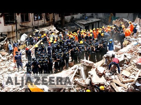 More than 20 die after Mumbai building collapse