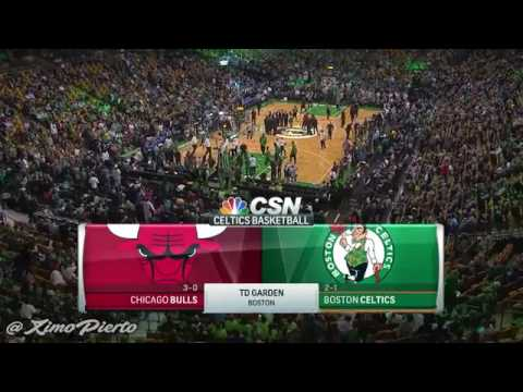 Boston Celtics vs Chicago Bulls - Full game Highlights | Feb (16.,2017 | 2016-17)NBA SEASON