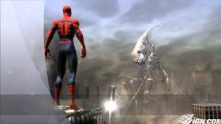 Spider-Man Web Of Shadows Wii NTCS ISO Download