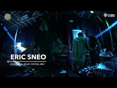 ERIC SNEO @ CIUDAD REAL BEACH FESTIVAL AFTERPARTY 2019 VIDEOSET