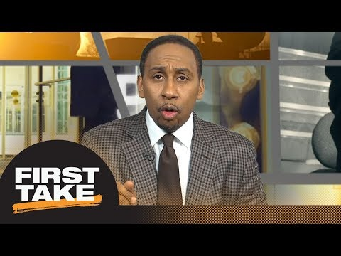 Stephen A.: James Harden has to 'go down swinging' in Game 7 without Chris Paul | First Take | ESPN