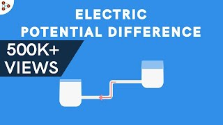 Electric Potential Difference | Electricity | Don't Memorise