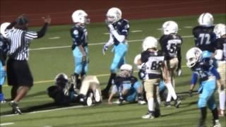 TJFL Turkey Bowl Fall 2016 Junior Division