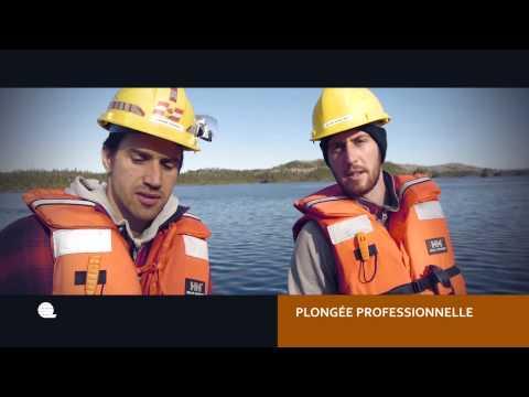 Portes ouvertes - Plongée Professionnelle - Institut maritime du Québec