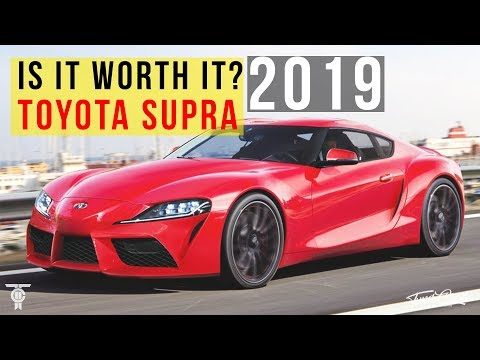 2019 TOYOTA SUPRA IS IT WORTH IT? | JEEP ROAD RAGE INTO PRIUS
