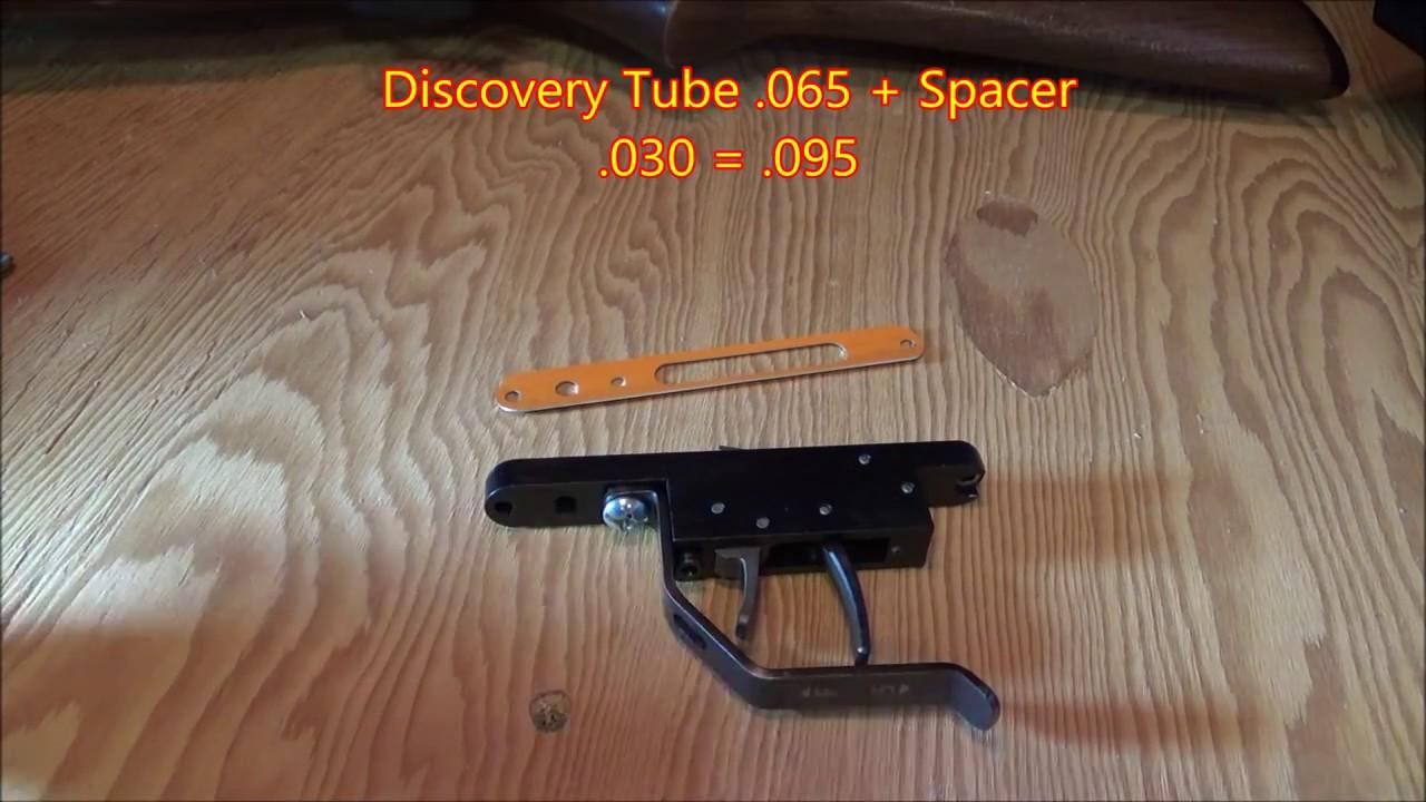 How to install a Benjamin Marauder Trigger on Benjamin Discovery