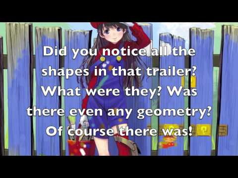 How is geometry used in Video games?