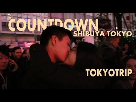 Free Download lagu terbaru Countdown  from 2016 to 2017 at Shibuya Tokyo Japan | Kiss tradition