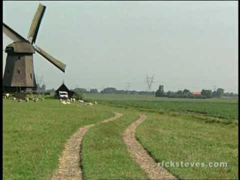 The Netherlands: Working Windmills