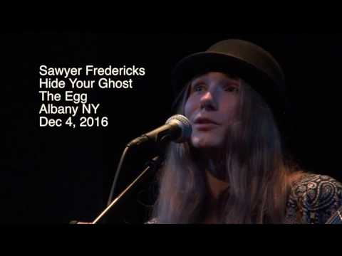 "Sawyer Fredericks: ""Hide Your Ghost"" Live at The Egg - Albany, NY"