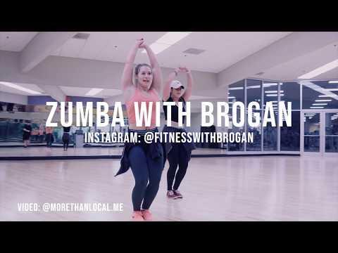 Bananza Belly Dancer Akon Zumba