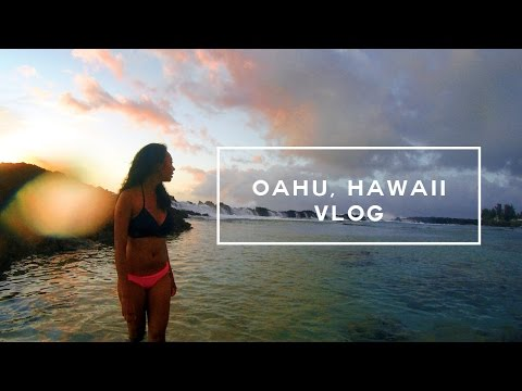 OAHU, HAWAII VLOG 🌺 TRAVEL DIARY