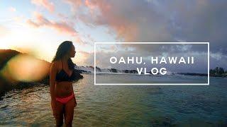 OAHU, HAWAII VLOG 🌺 TRAVEL DIARY