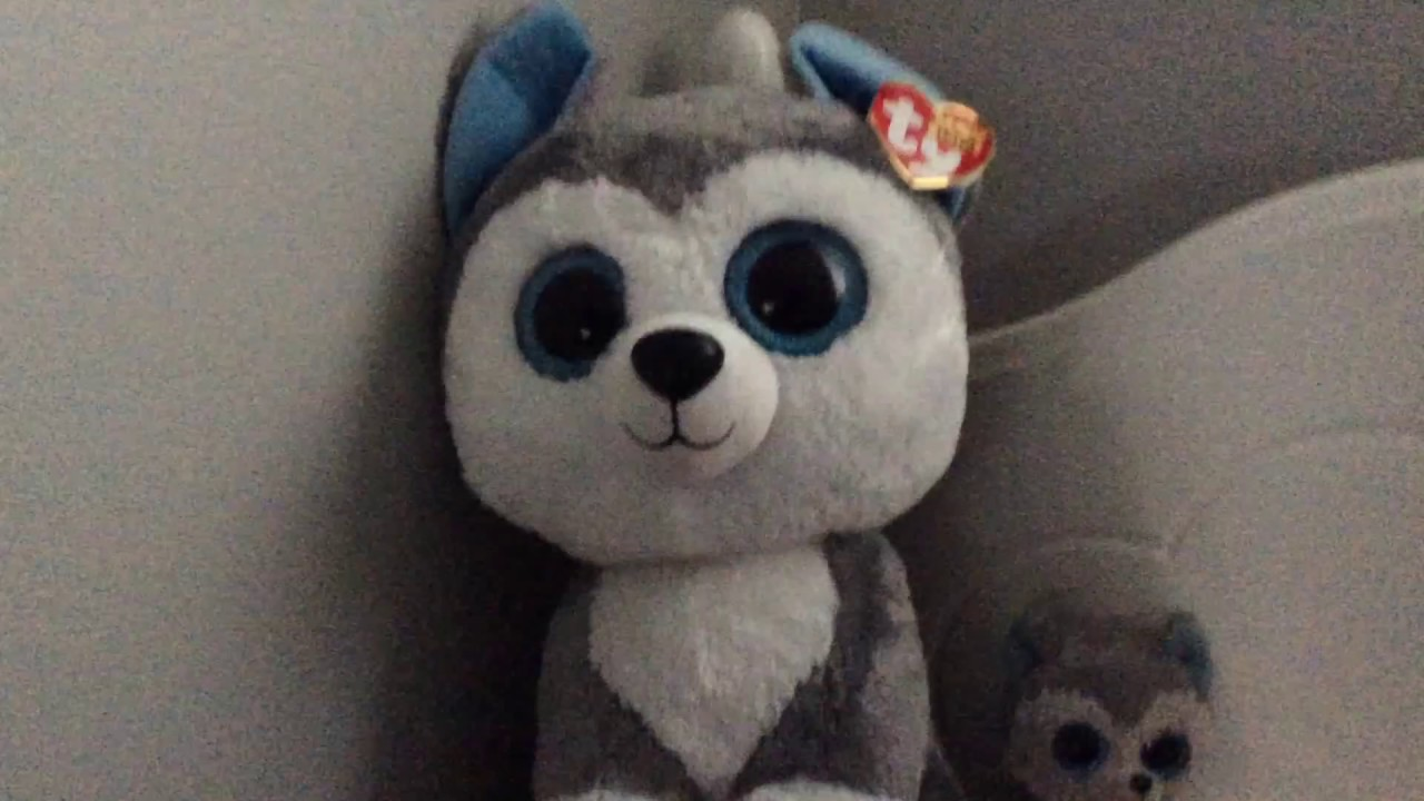 bfd782909aa My giant beanie boo slush - YouTube
