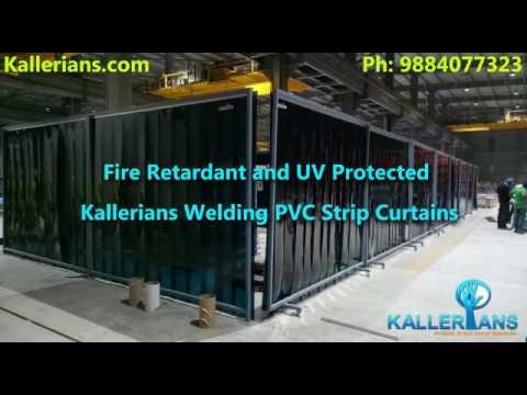 Welding PVC strip curtains, Welding PVC Sheets/Screens