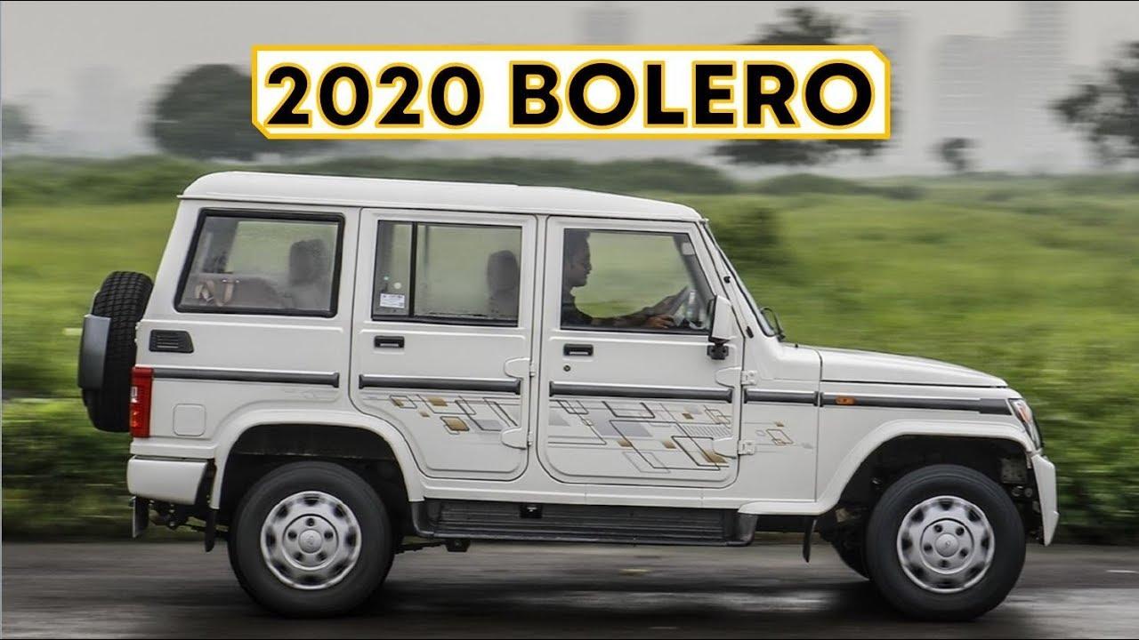 2020 Mahindra Bolero Changes And All Details Bolero 2020 Youtube