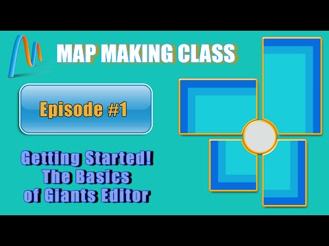 Map Making Class Episode #1