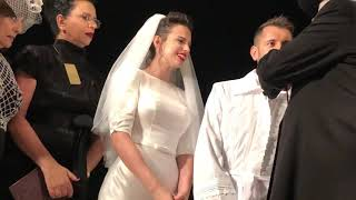 החתונה של קורין גדעון - מרגש!!!!!!!!
