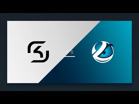 CS:GO - SK vs. Luminosity [Cbble] Map 1 - NA Matchday 2 - ES
