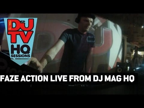 Faze Action's house and disco set from DJ Mag HQ