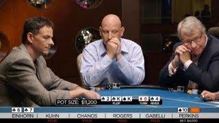 Poker Night: David Einhorn in the Big Blind