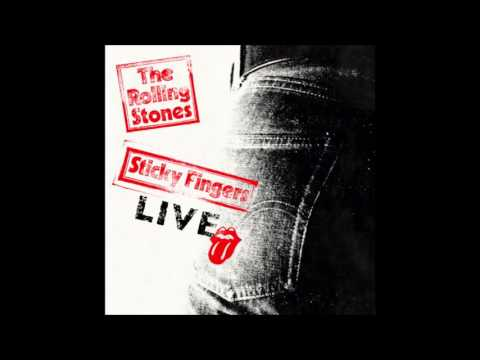 The Rolling Stones - Moonlight Mile (Sticky Fingers Live)