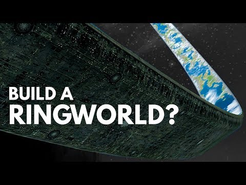 What If We Built A Halo Ringworld?